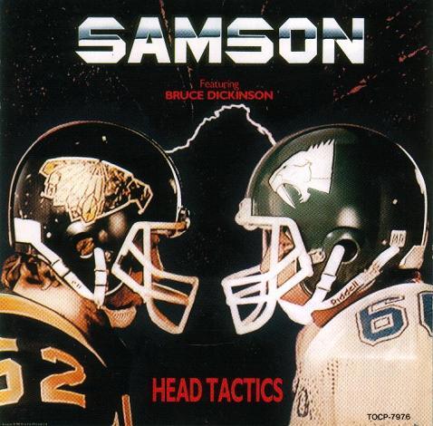 Samson - Head Tactics