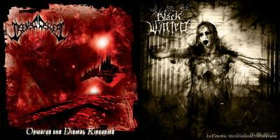 Black Winter / Nethescerial - Black Winter / Nethescerial