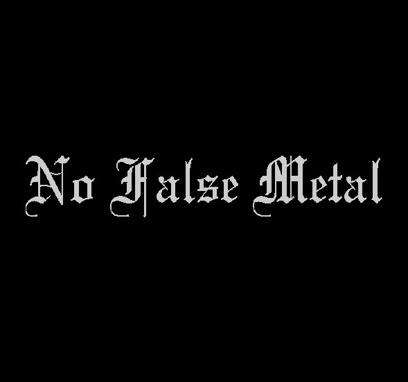 Skull Fist - No False Metal