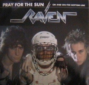 Raven - Pray for the Sun