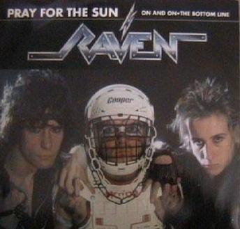 Raven - Pray for the Sun