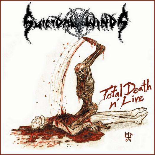 Suicidal Winds - Total Death 'n Live