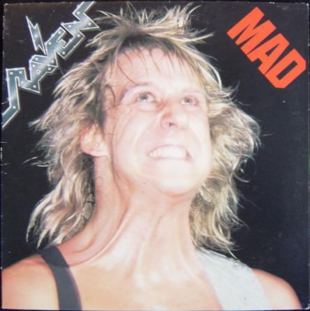RAVEN (UK)   1986   Mad 12 EP (192) preview 0