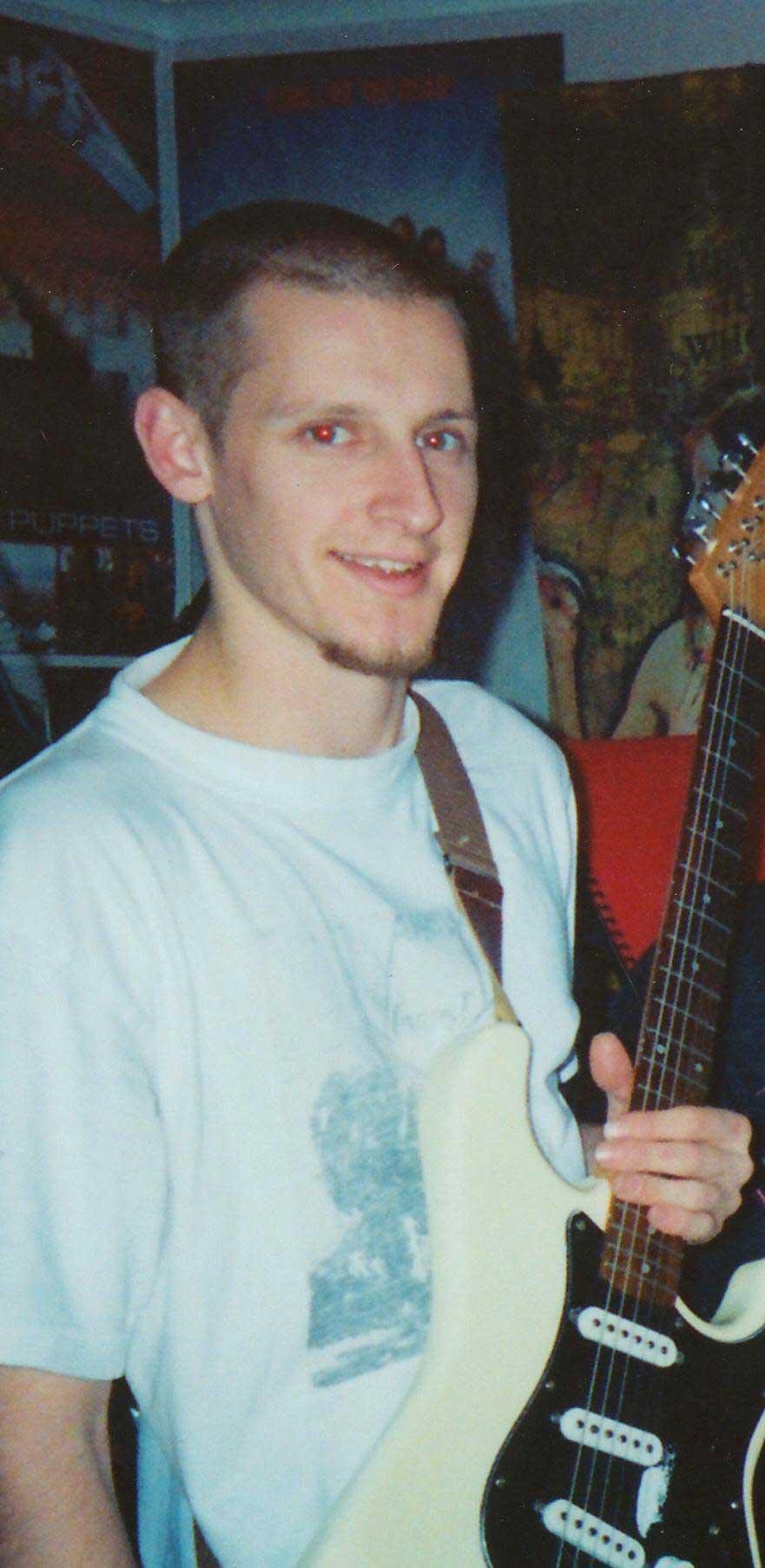 Jarrod Hackman