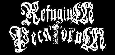 Refugium Pecatorum - Logo