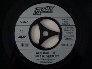 Axel Rudi Pell - Hear You Calling Me