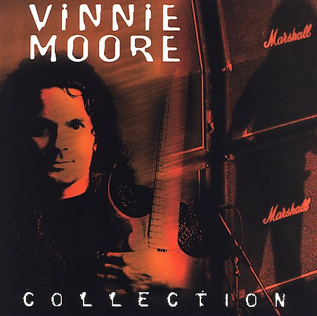Vinnie Moore - Collection-The Shrapnel Years