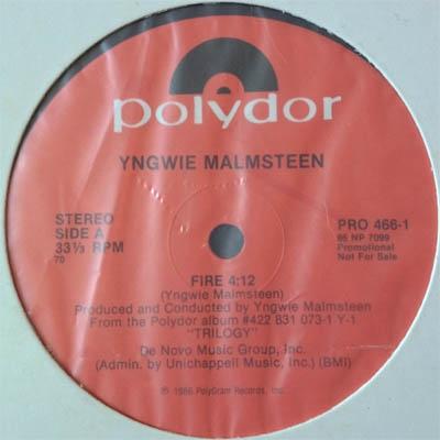 Yngwie J. Malmsteen - Fire
