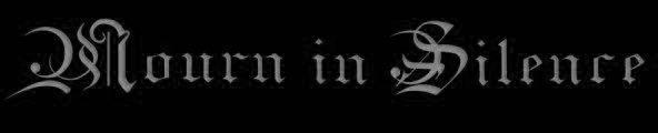Mourn in Silence - Logo