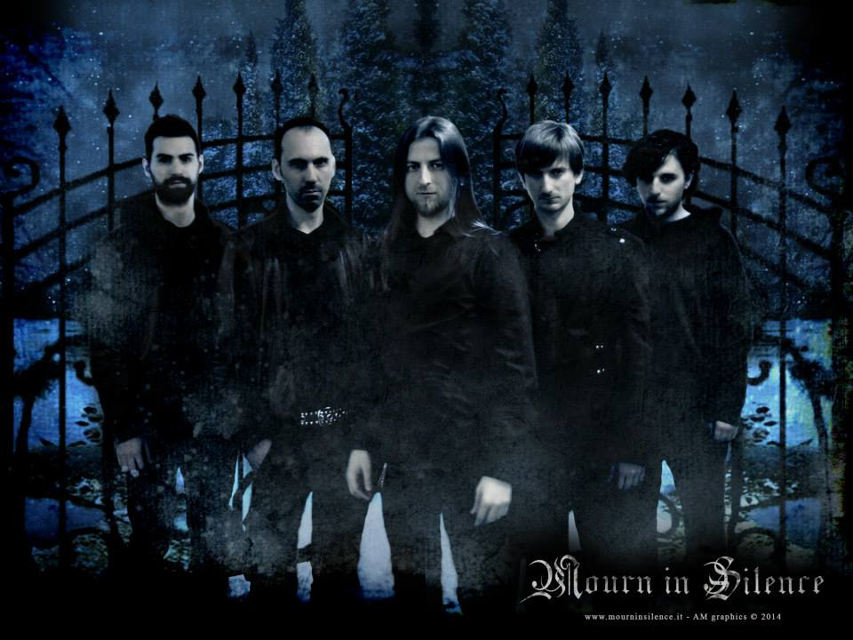 Mourn in Silence - Photo
