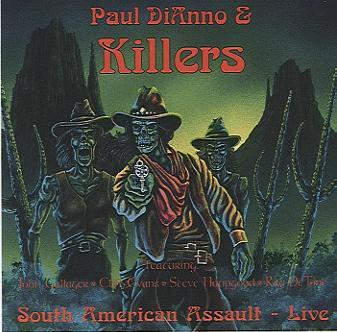 Killers - South American Assault Live