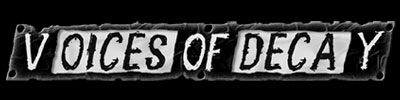 Voices of Decay - Logo