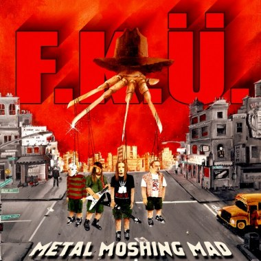 F.K.Ü. - Metal Moshing Mad