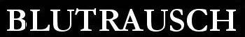 Blutrausch - Logo