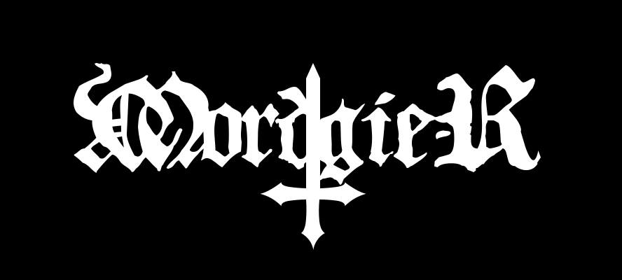 Mordgier - Logo
