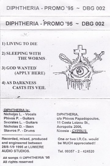 Diphtheria - Promo 95