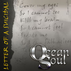 Oceansoul   Letter of a Suicidal (2006) Power Metal Brazil preview 0