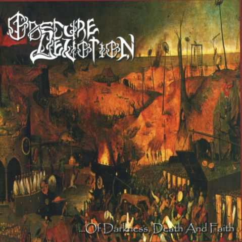 Obscure Devotion - ...of Darkness, Death and Faith
