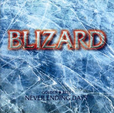 Blizard - Golden Best: Never Ending Days