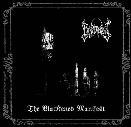 Panzerfrost - The Blackened Manifest