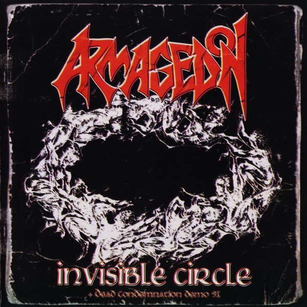 Armagedon - Unholy Bible of Polish Death Metal Vol. 3