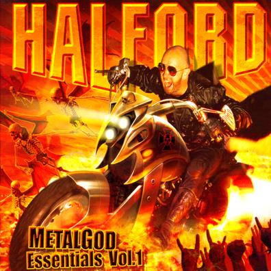 Halford - Metal God Essentials: Volume 1