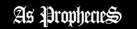 As Prophecies - Logo