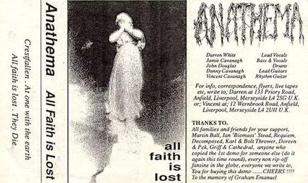 Anathema - All Faith Is Lost