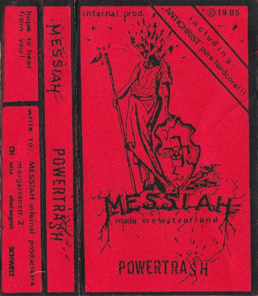 Messiah - Powertrash