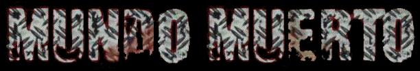 Mundo Muerto - Logo