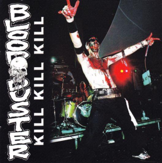 Blood Duster - Kill, Kill, Kill