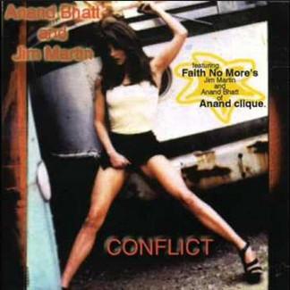 Jim Martin - Conflict