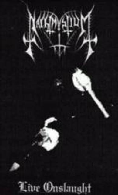 Nachtmystium - Live Onslaught