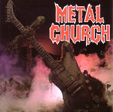 Metal Church cover (Click to see larger picture)