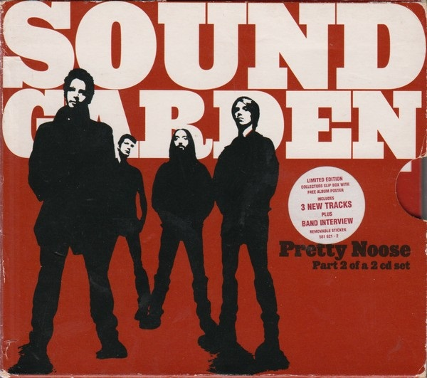 Soundgarden - Pretty Noose Singles Box Set