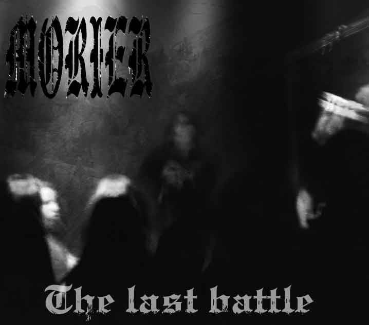 Morier - The Last Battle