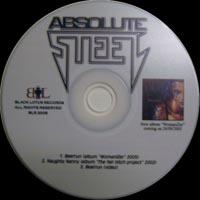 Absolute Steel - Absolute Steel Sampler