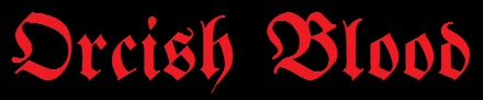 Orcish Blood - Logo