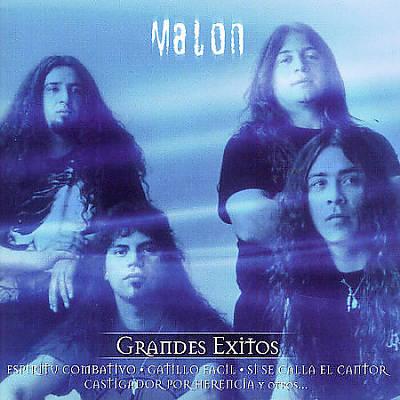 Malón - Grandes éxitos