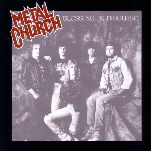 Metal Church — Blessing in Disguise (1989)
