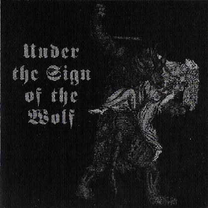 Reverend Bizarre / Mannhai - Under the Sign of the Wolf