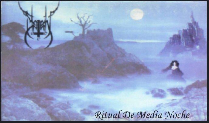 Satan - Ritual de media noche
