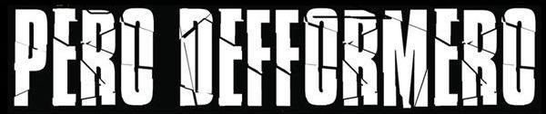 Pero Defformero - Logo