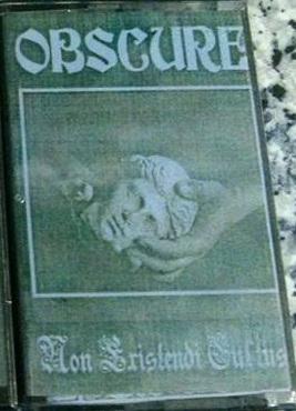 Obscure - Non Existendi Cultus