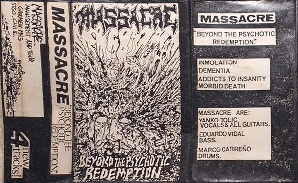 Massakre - Beyond the Psychotic Redemption