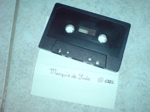 Marquis de Sade - Demo 1981