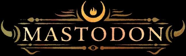 Mastodon - Logo