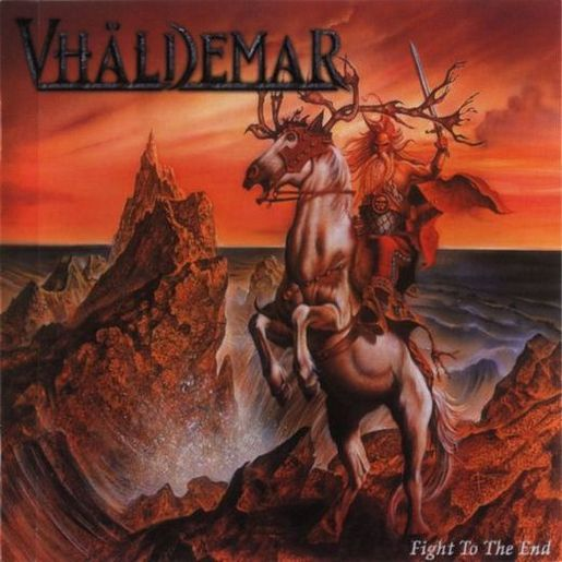 Vhäldemar - Fight to the End