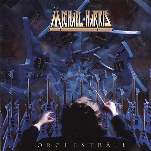 Michael Harris - Orchestrate