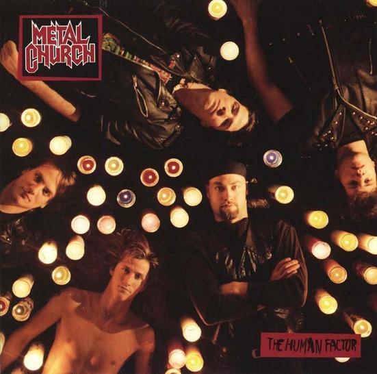 Metal Church - The Human Factor